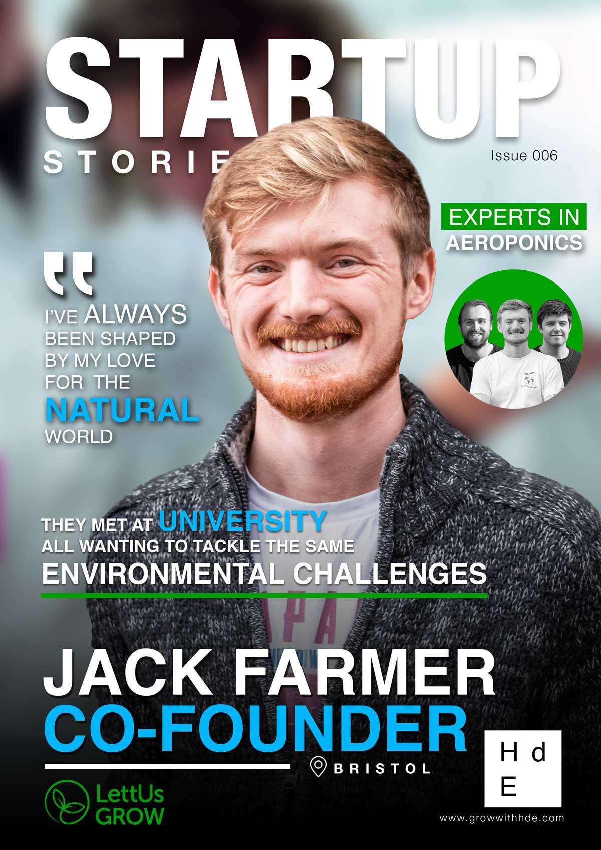 JACK FARMER - LETTUS GROW